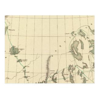 New Britain 16 Tarjetas Postales