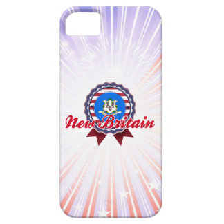 New Britain, CT iPhone 5 Cover