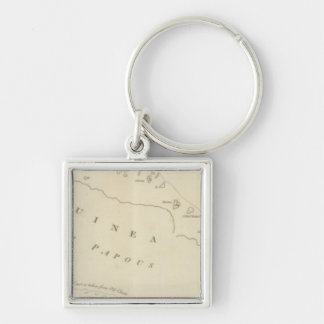 New Britain Discoveries Keychain