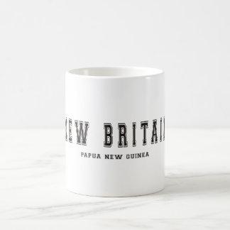 New Britain Papua New Guinea Coffee Mug