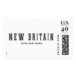New Britain Papua New Guinea Postage