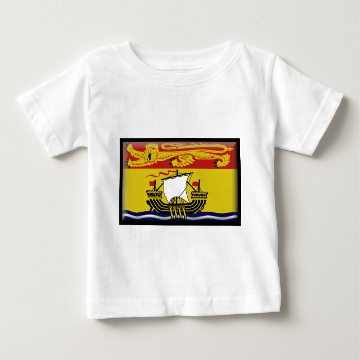 New Brunswick Baby T-Shirt
