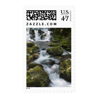 New Brunswick, Canada. Dickson Falls in Fundy Postage