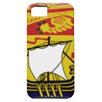 New Brunswick (Canada) Flag iPhone 5 Cases