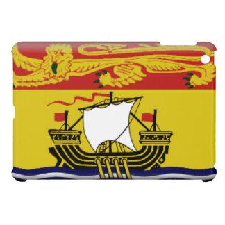 New Brunswick (Canada) Flag iPad Mini Cases