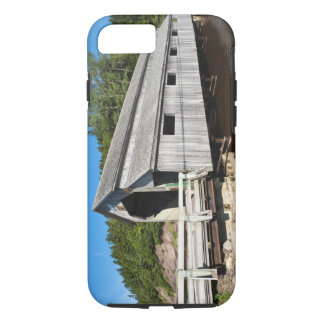 New Brunswick, Canada. Irish River covered iPhone 7 Case