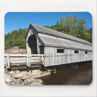 New Brunswick, Canada. Irish River covered Mouse Pad
