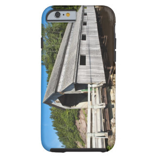 New Brunswick, Canada. Irish River covered Tough iPhone 6 Case