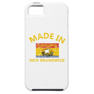 New Brunswick Coat of arms iPhone SE/5/5s Case