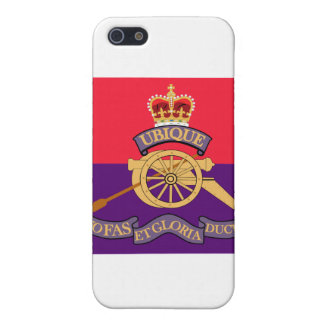 New Brunswick Field Artillery Crest Cover For iPhone SE/5/5s