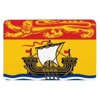 NEW BRUNSWICK Flag Magnet