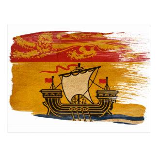 New Brunswick Flag Postcards