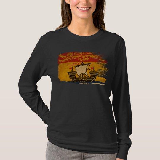 New Brunswick Flag T-Shirt