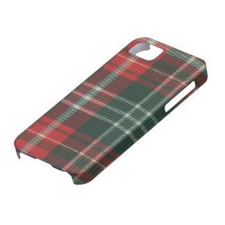 New Brunswick Nouveau-Brunswick Tartan iPhone 5 iPhone SE/5/5s Case