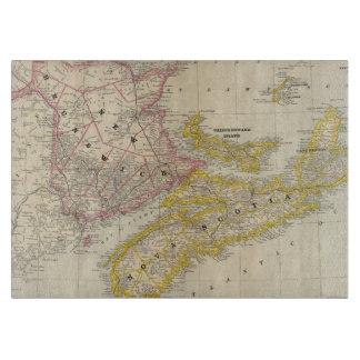 New Brunswick, Nova Scotia Cutting Board
