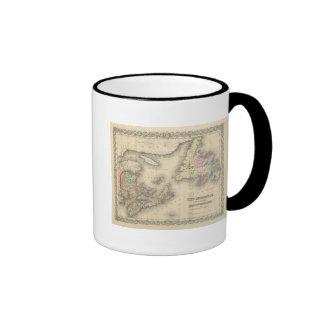 New Brunswick, Nova Scotia, Newfoundland 2 Mug