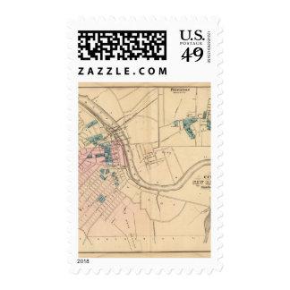 New Brunswick, Princeton Postage Stamps