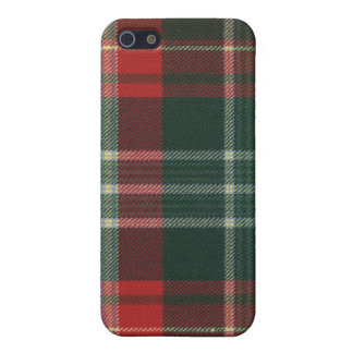 New Brunswick Tartan iPhone 4 Case