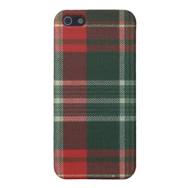 New Brunswick Tartan iPhone 4 Case