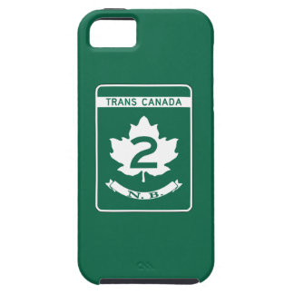 New Brunswick, Trans-Canada Highway Sign iPhone SE/5/5s Case