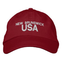 New Brunswick USA Cap