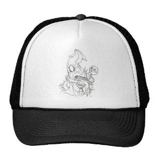 New BSD 2012 Art! Trucker Hat