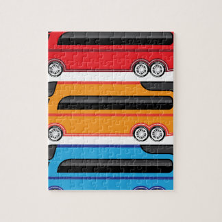 New Bus Jigsaw Puzzle