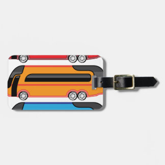 New Bus Tag For Luggage