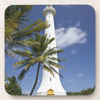 New Caledonia, Amedee Islet. Amedee Islet Beverage Coasters