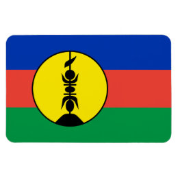 New Caledonia Flag Magnet