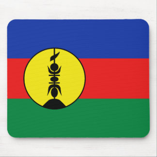 New Caledonia Flag Mousepad