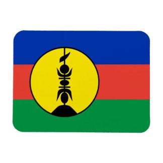 NEW CALEDONIA FLAG RECTANGULAR PHOTO MAGNET