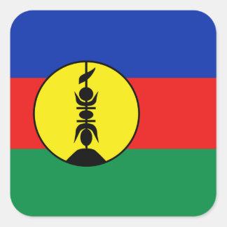 New Caledonia Flag Sticker