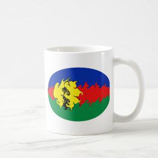 New Caledonia Gnarly Flag Mug