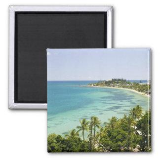 New Caledonia, Grande Terre Island, Noumea. Anse 2 Magnets