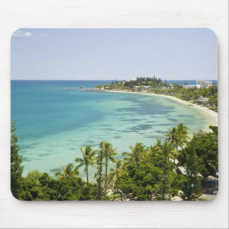 New Caledonia, Grande Terre Island, Noumea. Anse 2 Mouse Pad