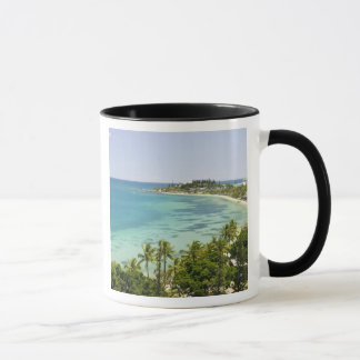 New Caledonia, Grande Terre Island, Noumea. Anse 2 Mug