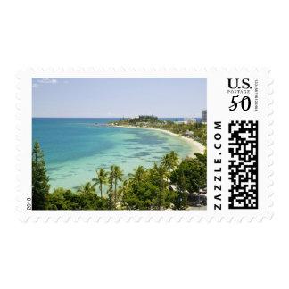 New Caledonia, Grande Terre Island, Noumea. Anse 2 Postage