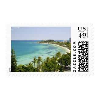 New Caledonia, Grande Terre Island, Noumea. Anse 2 Stamp