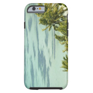 New Caledonia, Grande Terre Island, Noumea. Anse Tough iPhone 6 Case