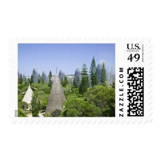 New Caledonia, Grande Terre Island, Noumea. Postage Stamp