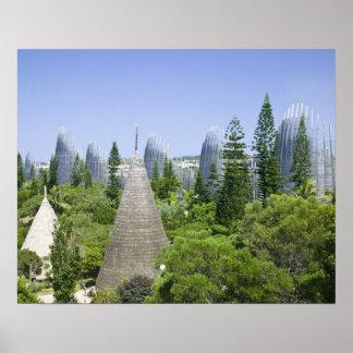 New Caledonia, Grande Terre Island, Noumea. Print
