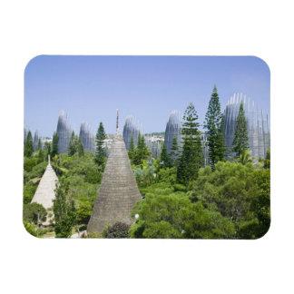 New Caledonia, Grande Terre Island, Noumea. Flexible Magnets