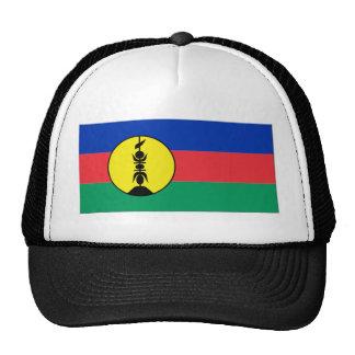 New Caledonia Mesh Hats
