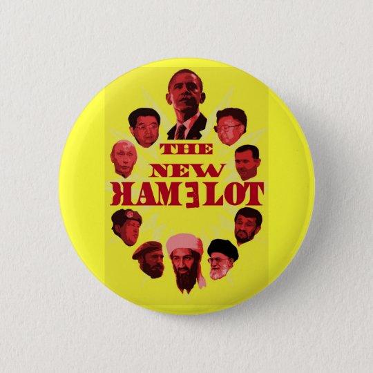 New CamelotA Pinback Button