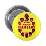 New CamelotA Pinback Button
