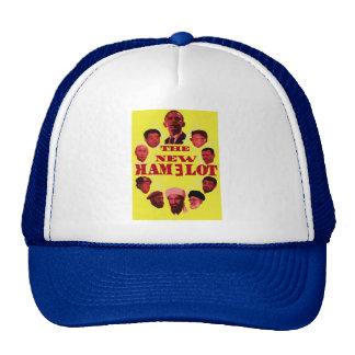 New CamelotA Trucker Hat