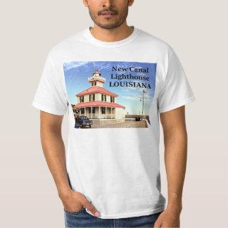 New Canal Lighthouse, Louisiana T-Shirt