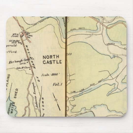 New Castle, New York 3 Mouse Pad