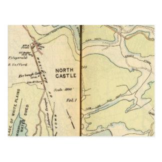 New Castle, New York 3 Postcards